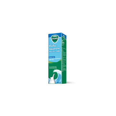 Vicks AquaForte spray do nosa 100 ml